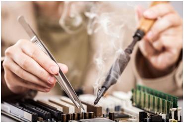 IPC certification for soldering - Blackfox